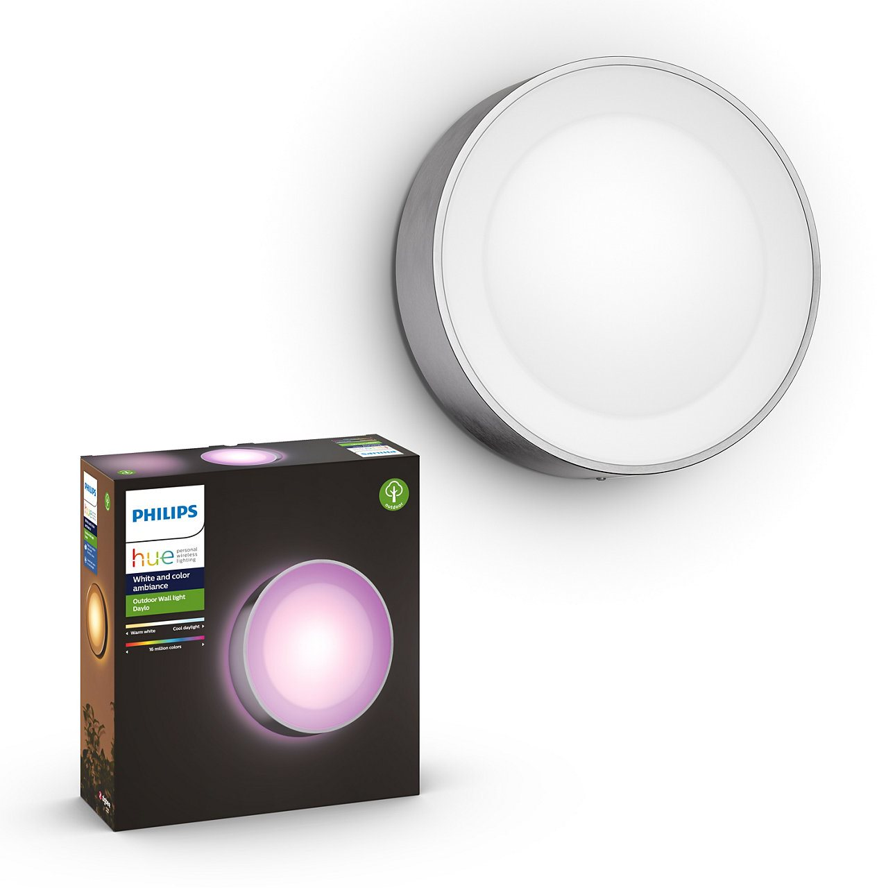 Philips Hue White and Color Ambiance Daylo 17465/47/P7
