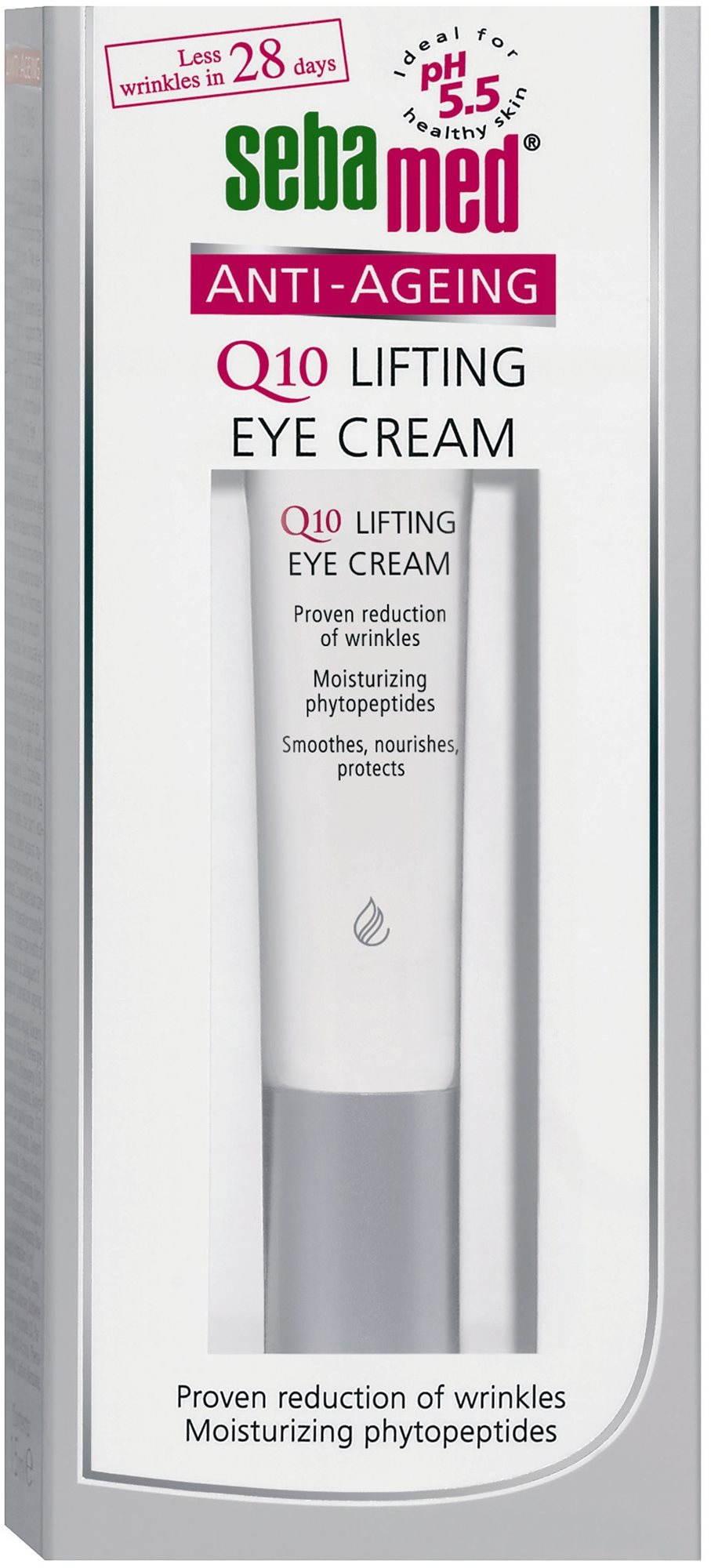 SEBAMED Anti-Age Q10 Lifting Eye Cream 15 ml