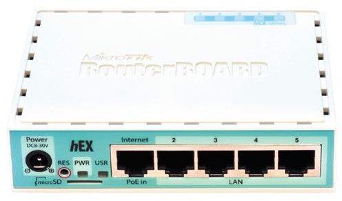 Mikrotik RB750Gr3