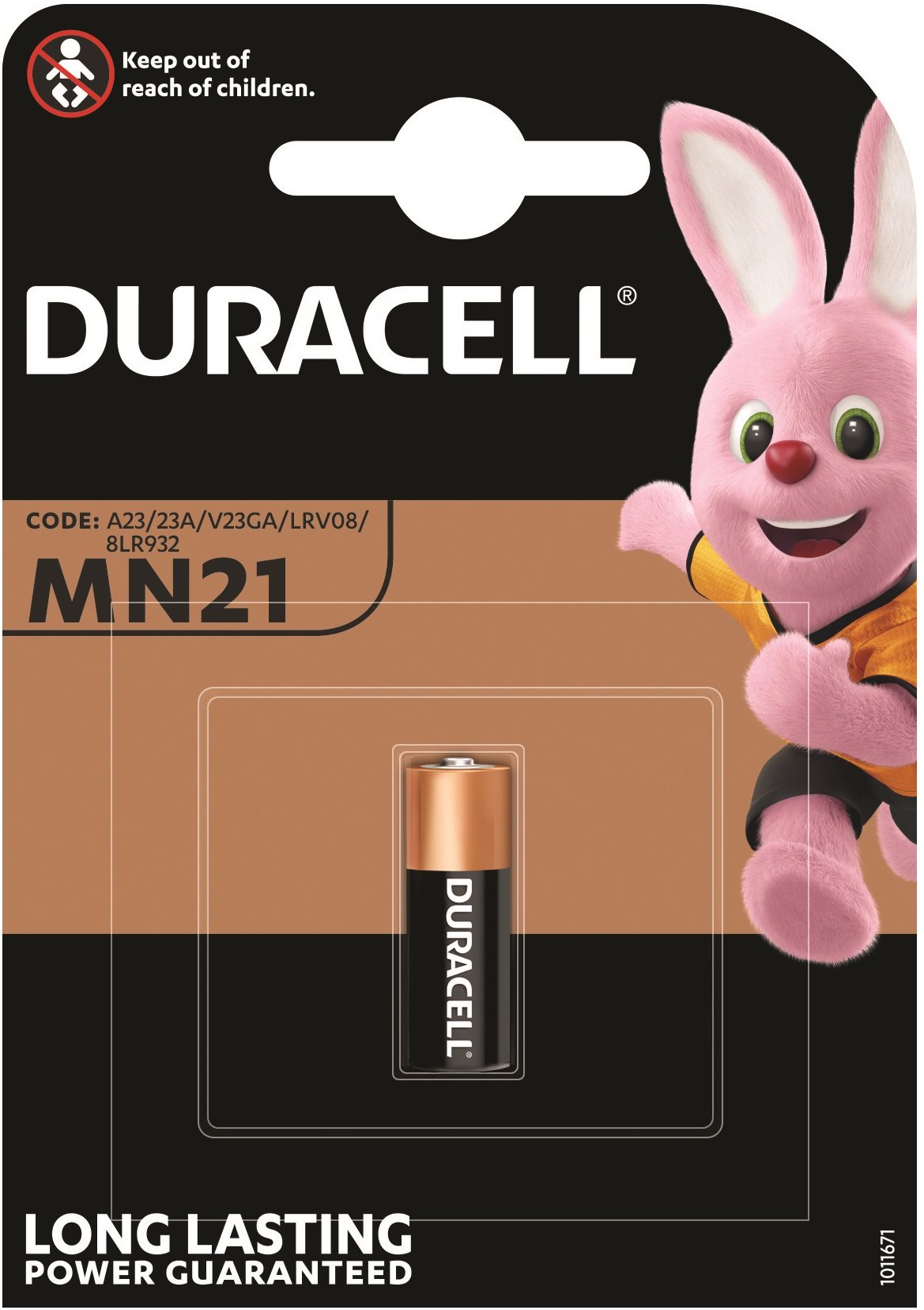 Duracell 23A