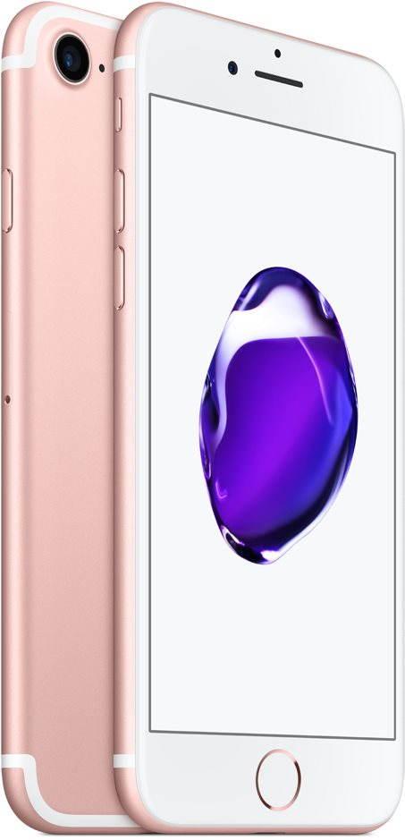 iPhone 7 128 GB rózsaarany
