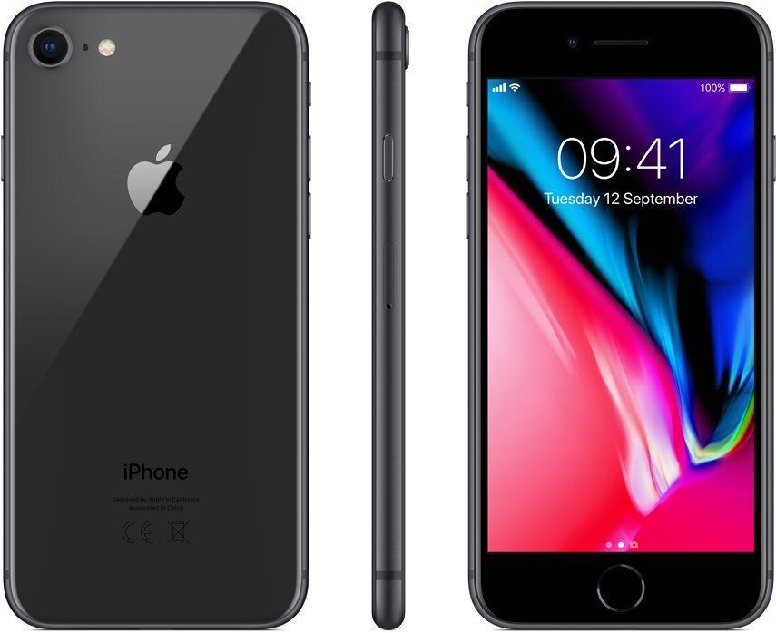 iPhone 8 64GB Asztroszürke