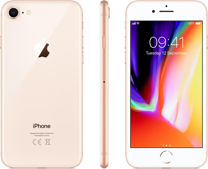 iPhone 8 128GB, arany