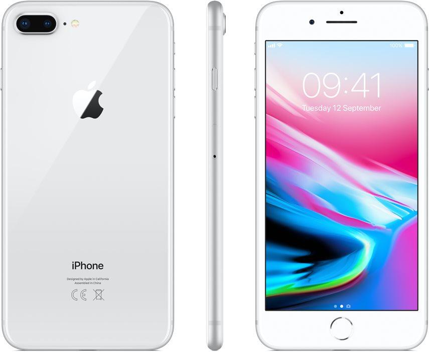 iPhone 8 Plus 64 GB Ezüst