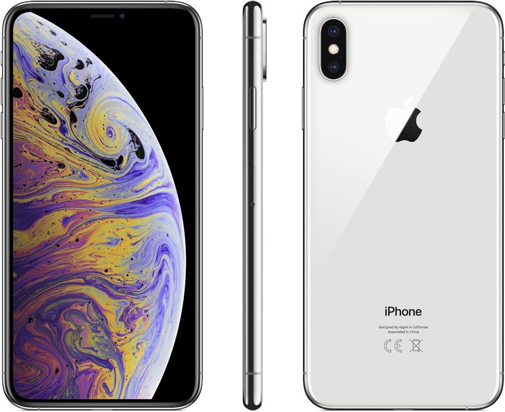 iPhone Xs Max 512GB ezüst