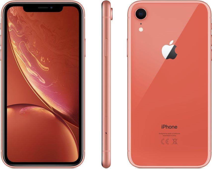 iPhone Xr 64 GB korall