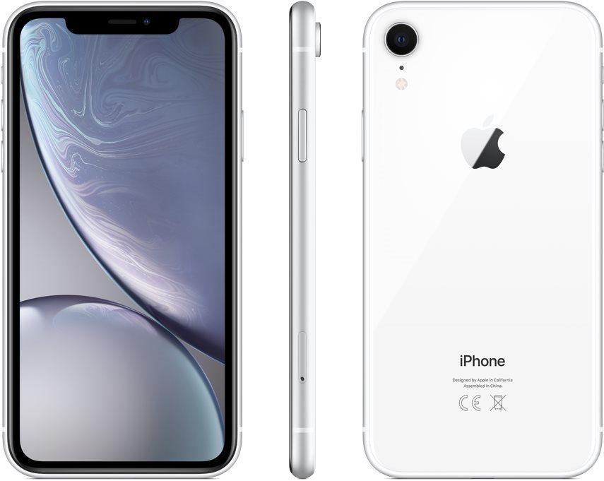 iPhone Xr 128 GB fehér