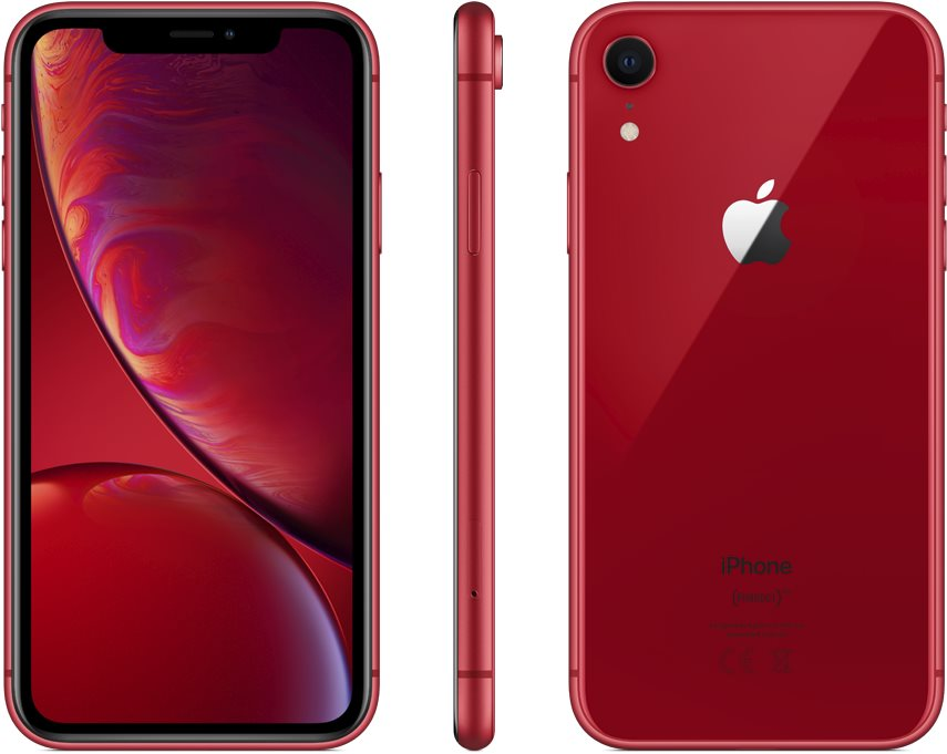 iPhone Xr 128 GB Piros