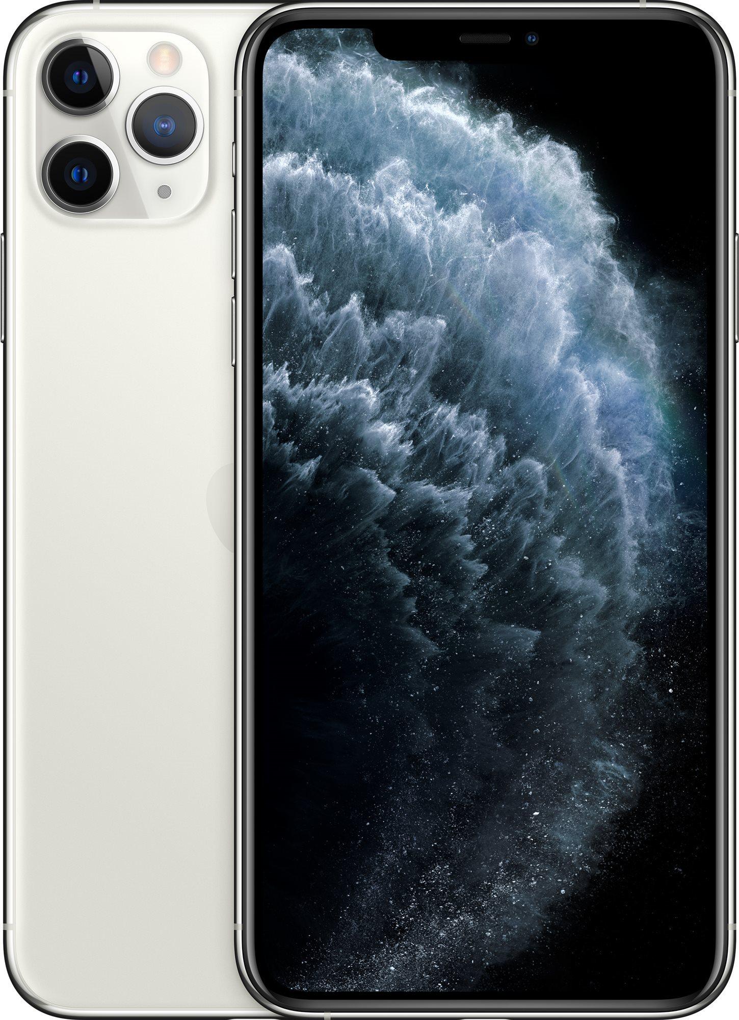 iPhone 11 Pro Max 64 GB ezüst