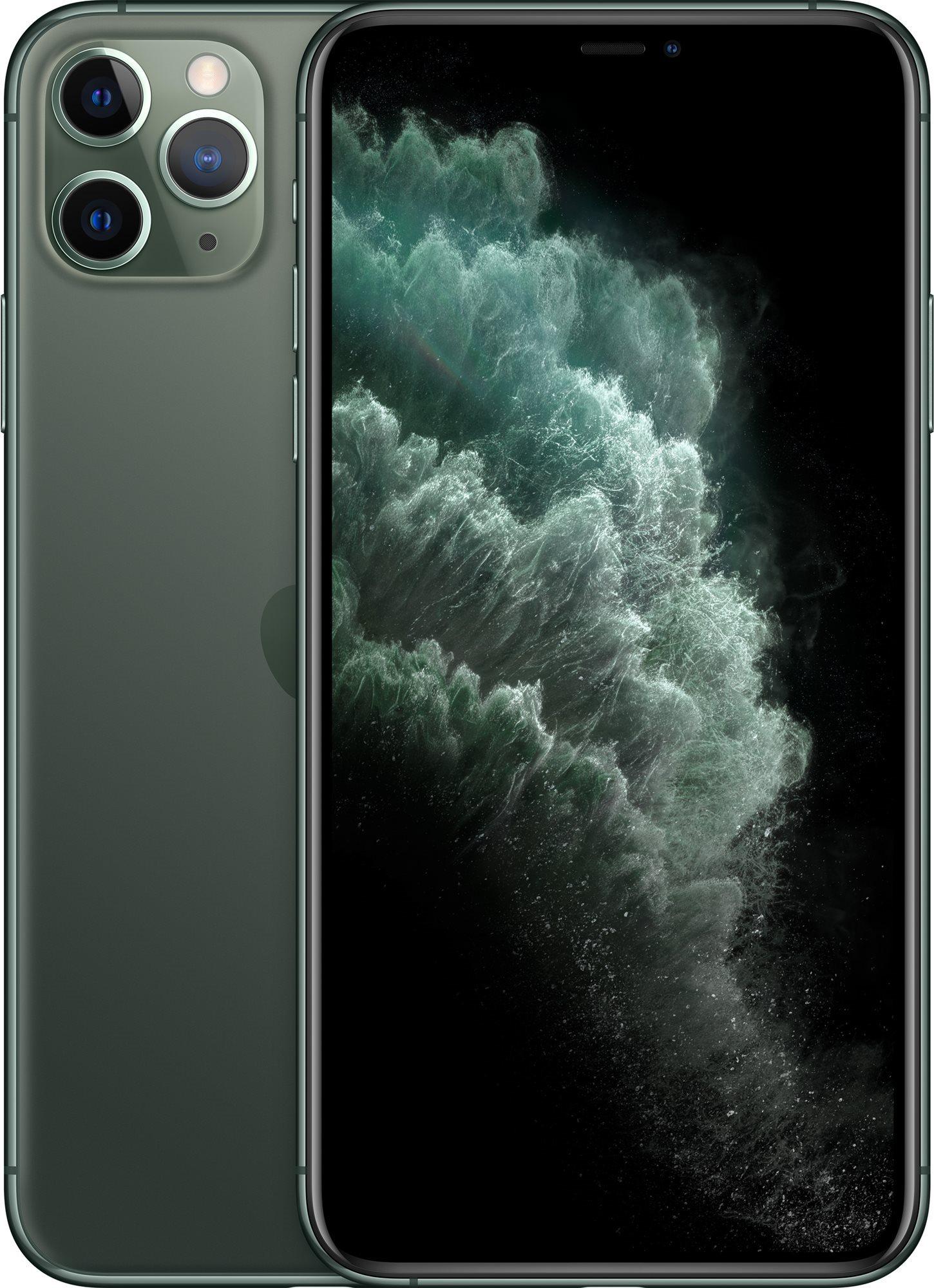 iPhone 11 Pro Max 256GB éjzöld
