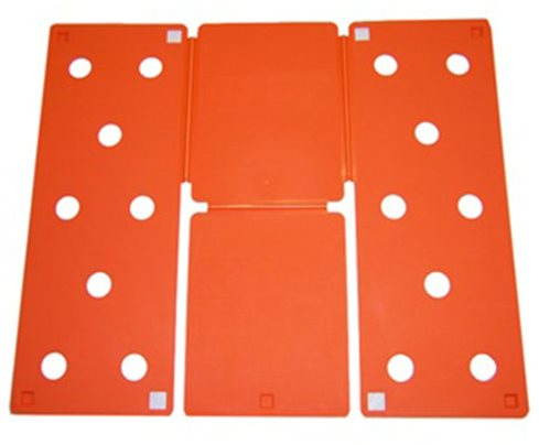 Lea Cloth Folder red