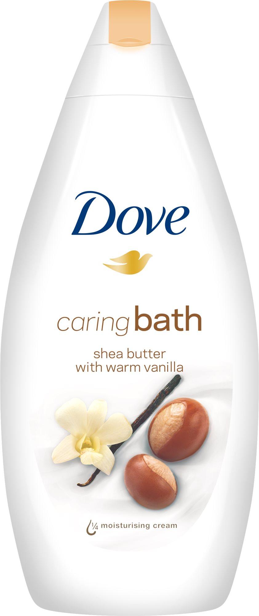 DOVE Purely Pampering krémhabfürdő 500 ml