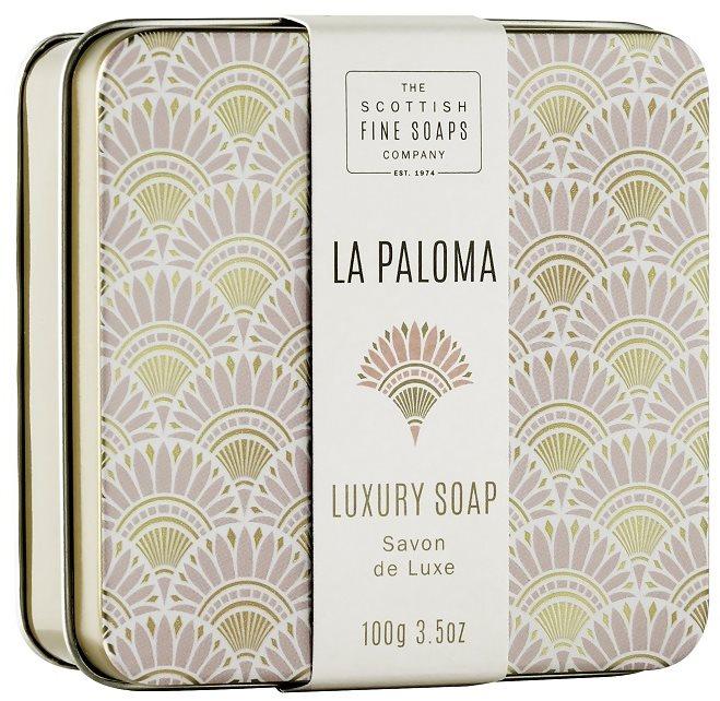 SCOTTISH FINE SOAPS La Paloma Dobozos szappan 100 g