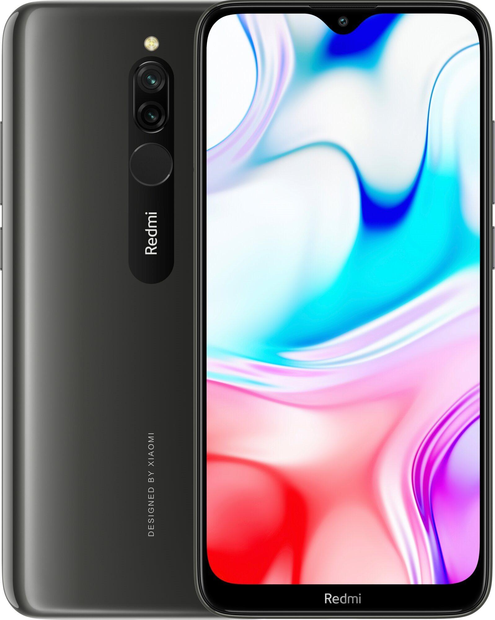 Xiaomi Redmi 8 LTE 32GB - fekete