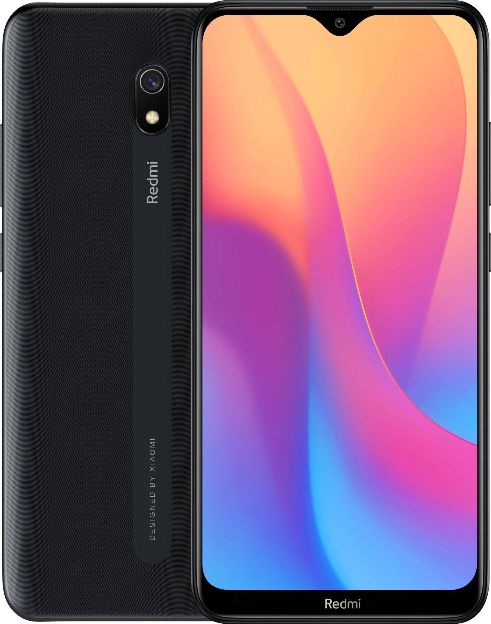 Xiaomi Redmi 8A LTE 32GB - fekete