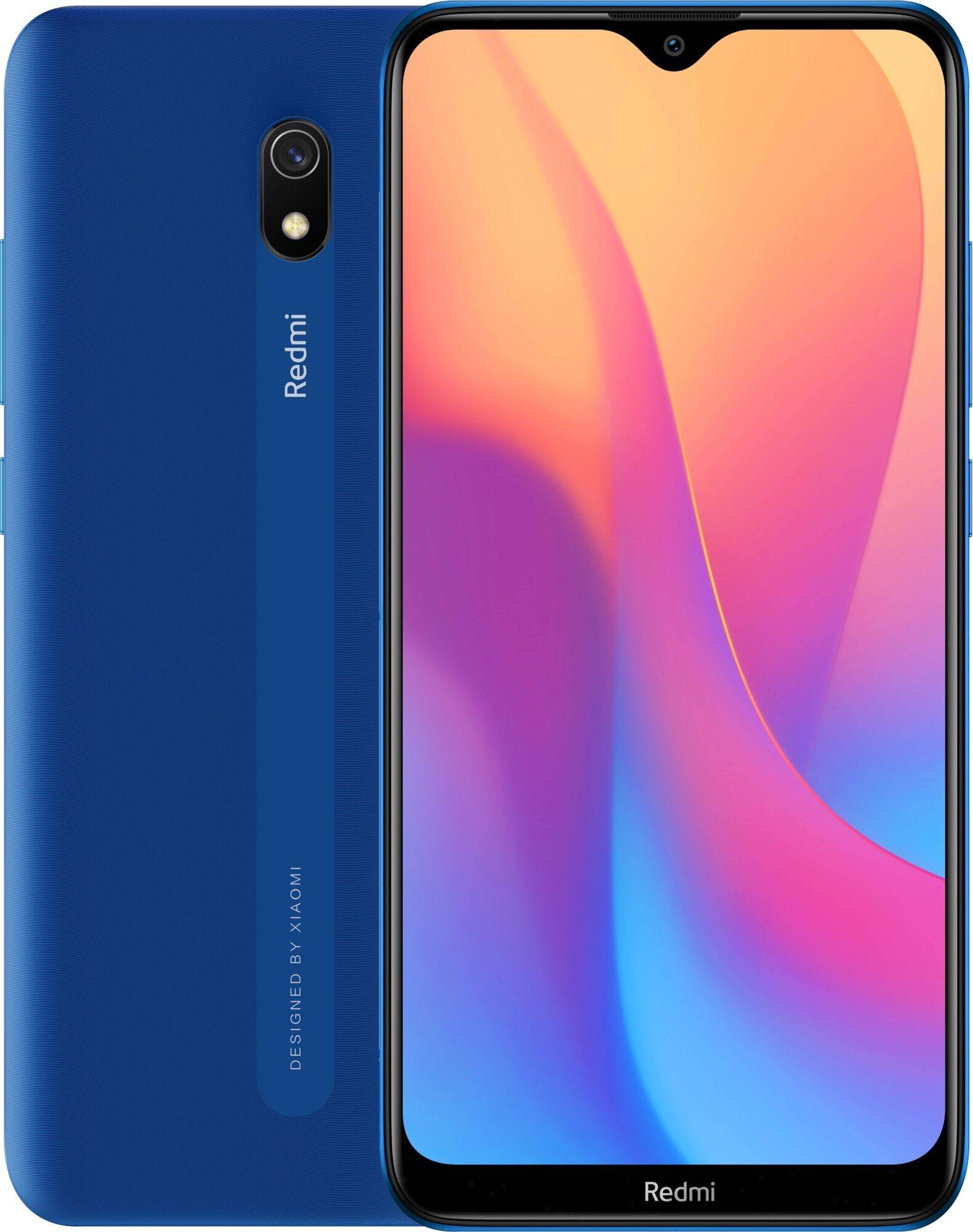 Xiaomi Redmi 8A LTE 32GB - kék