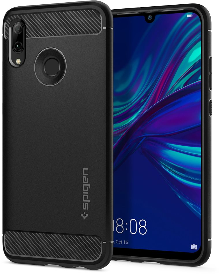 Spigen Rugged Armor Black Huawei P Smart