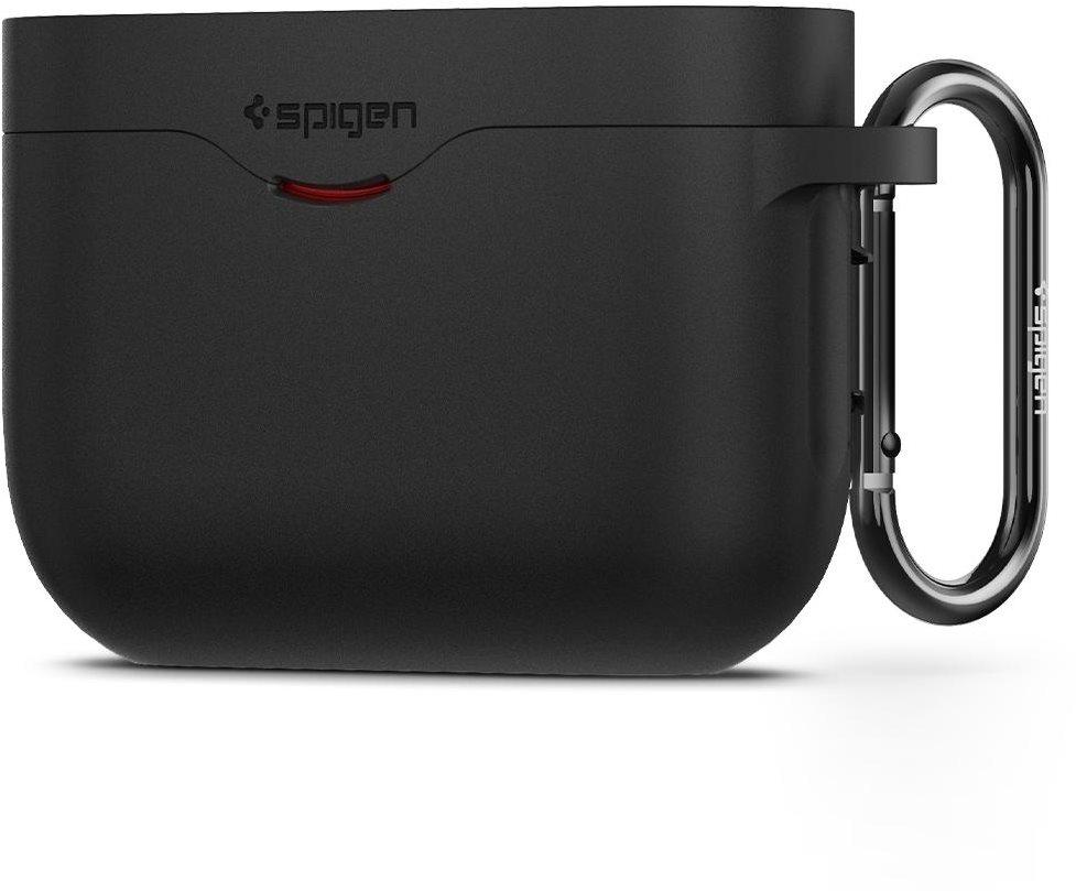 Spigen Silicone Fit Black Sony WF-100XM3