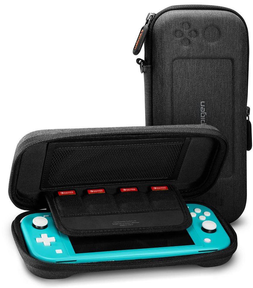 Kiváló minőségű tasak szürke Nintendo Switch Lite