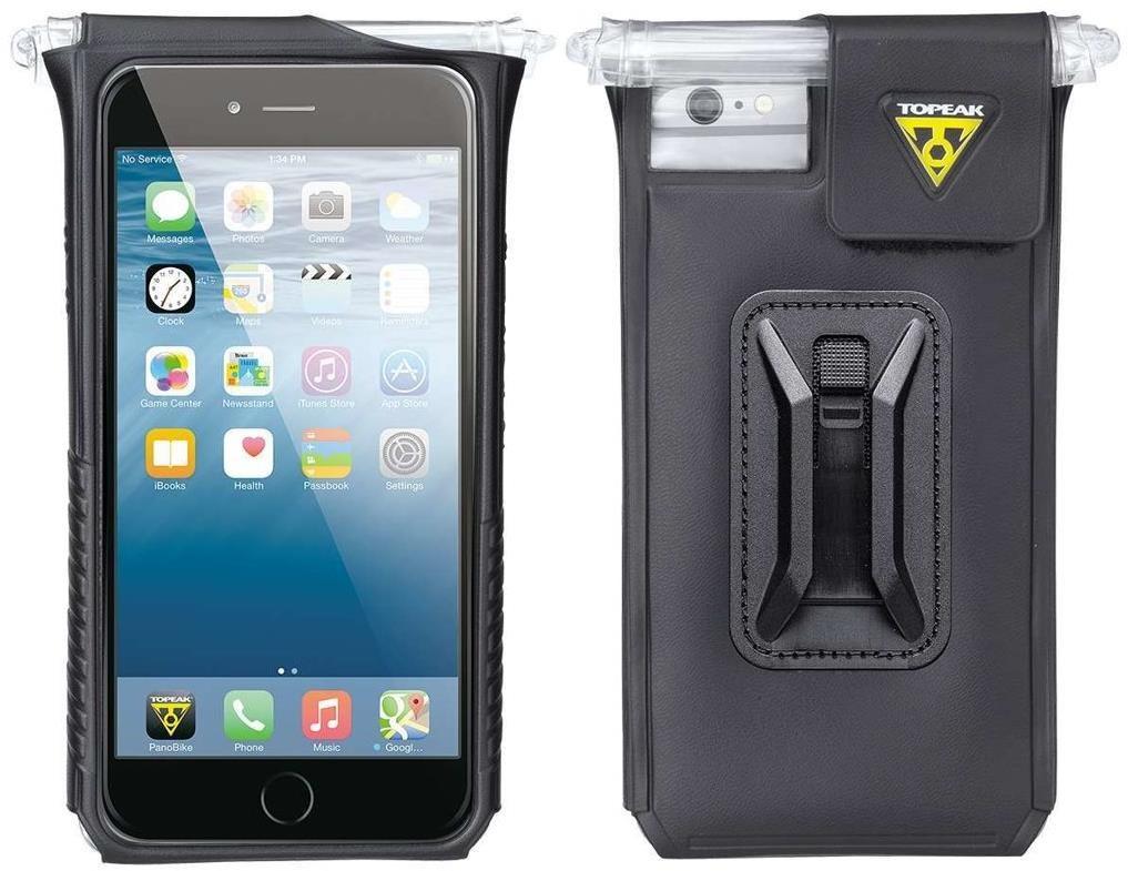 Topeak Smartphone Drybag iPhone 6, 6s, 7, 8 készülékhez - fekete