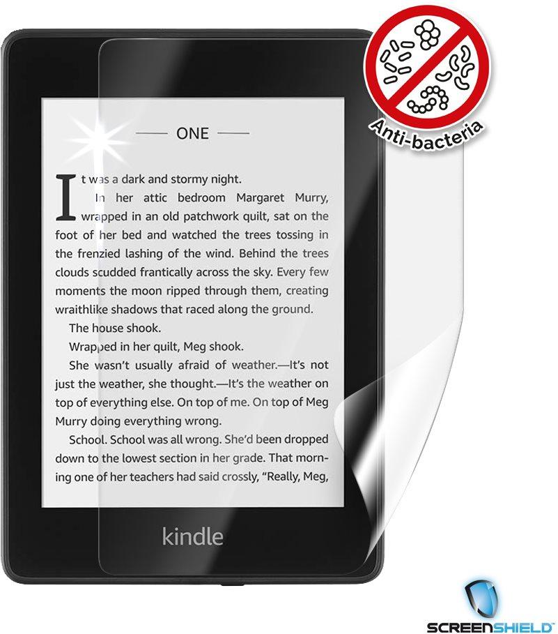 Screenshield Anti-Bacteria AMAZON Kindle Paperwhite 4 - kijelzőre