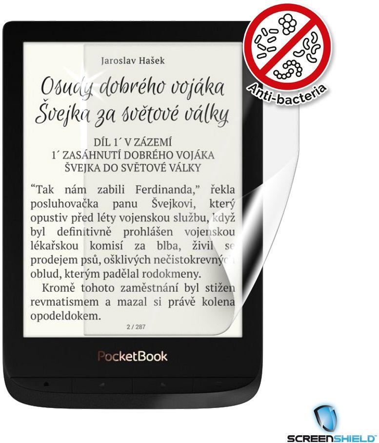 Screenshield Anti-Bacteria POCKETBOOK 627 Touch Lux 4 - kijelzőre
