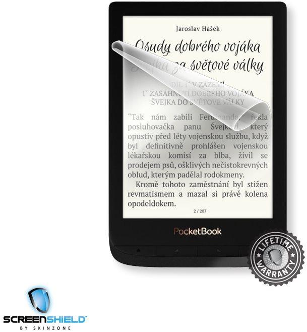 POCKETBOOK 632 Touch HD 3 Screenshield képernyőre
