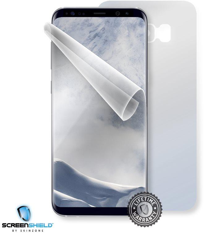 ScreenShield Samsung Galaxy S8+ (G955) telefon kijelzőjére