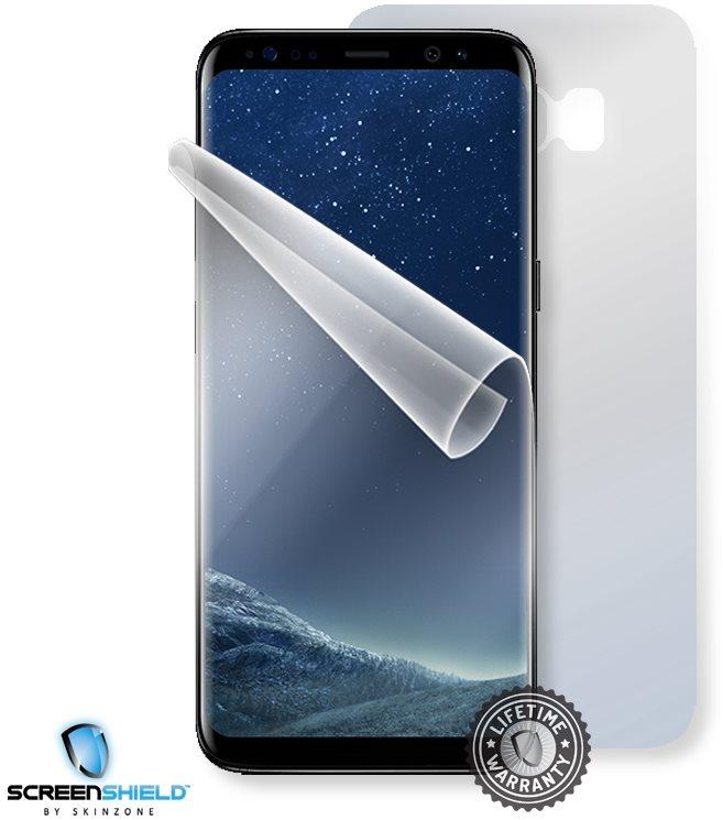 ScreenShield a Samsung Galaxy S8 (G950) telefon egész házához