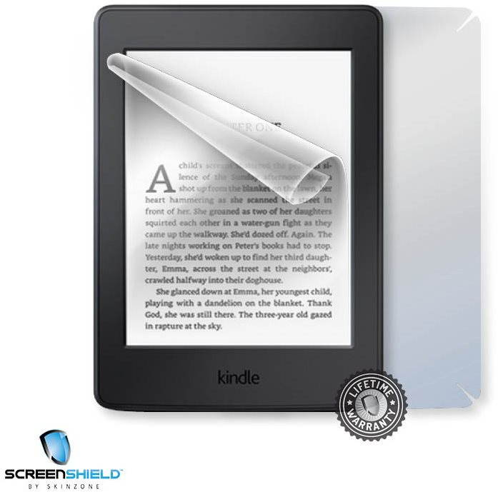 ScreenShield Amazon Kindle Paperwhite 3 egész készülékre