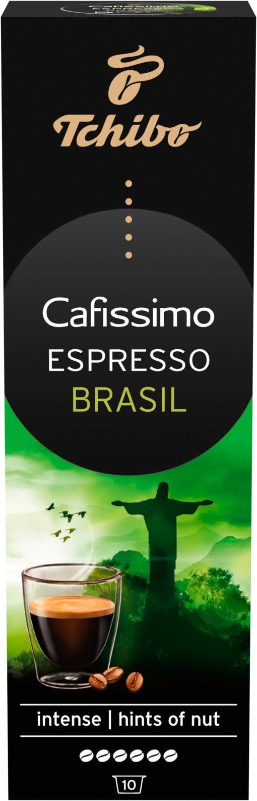 Tchibo Cafissimo Espresso Brazil 80g
