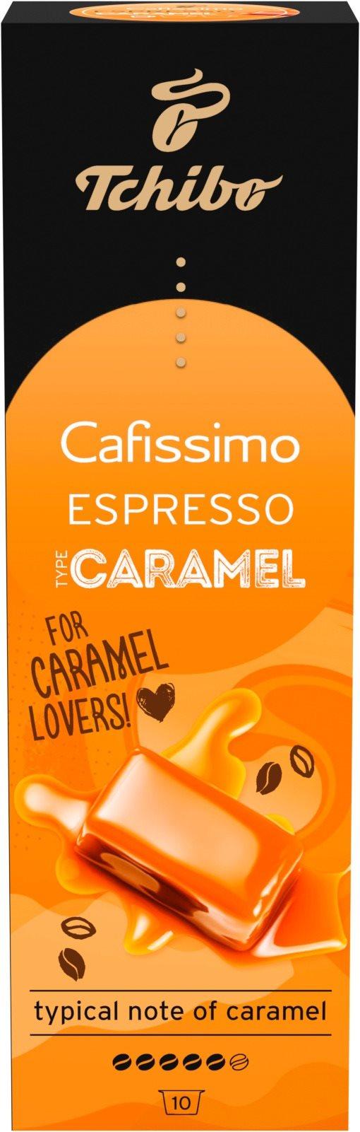 Tchibo Cafissimo Espresso Caramel 75g