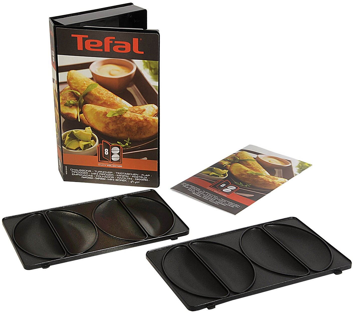 Tefal ACC Snack Collec Turnover Box