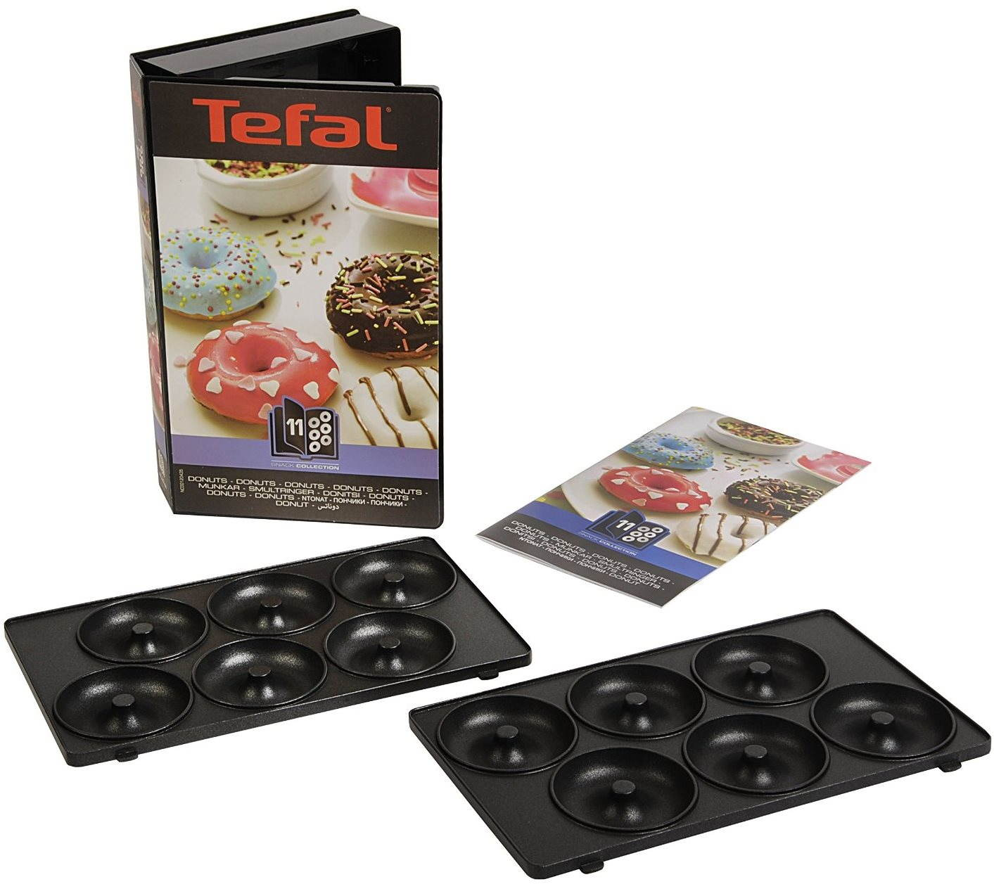 Tefal ACC Snack Collec Donuts Box