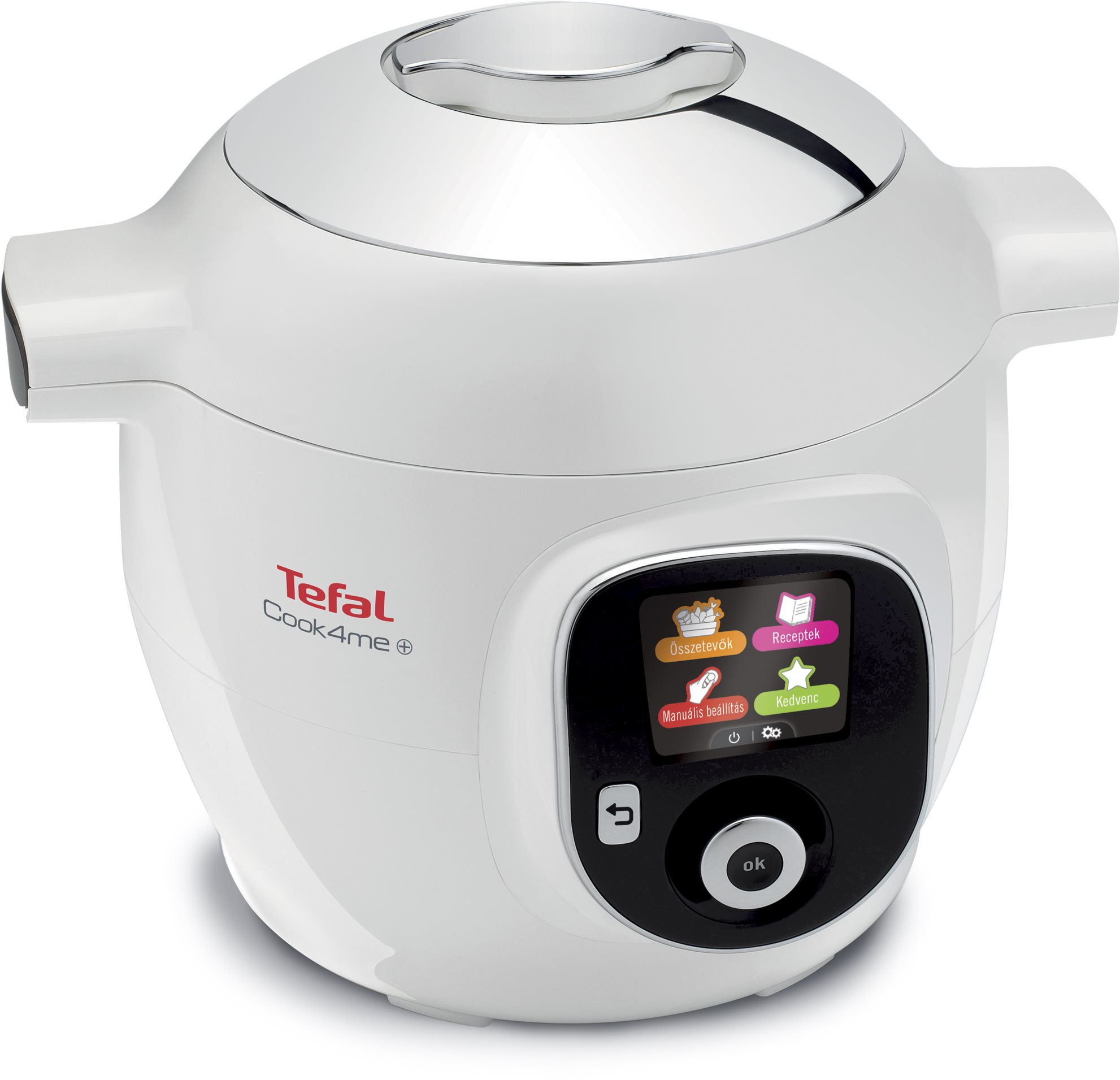 Tefal CY851130 Cook4me+ white