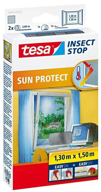 tesa COMFORT Napsugarakat visszaverő szúnyogháló