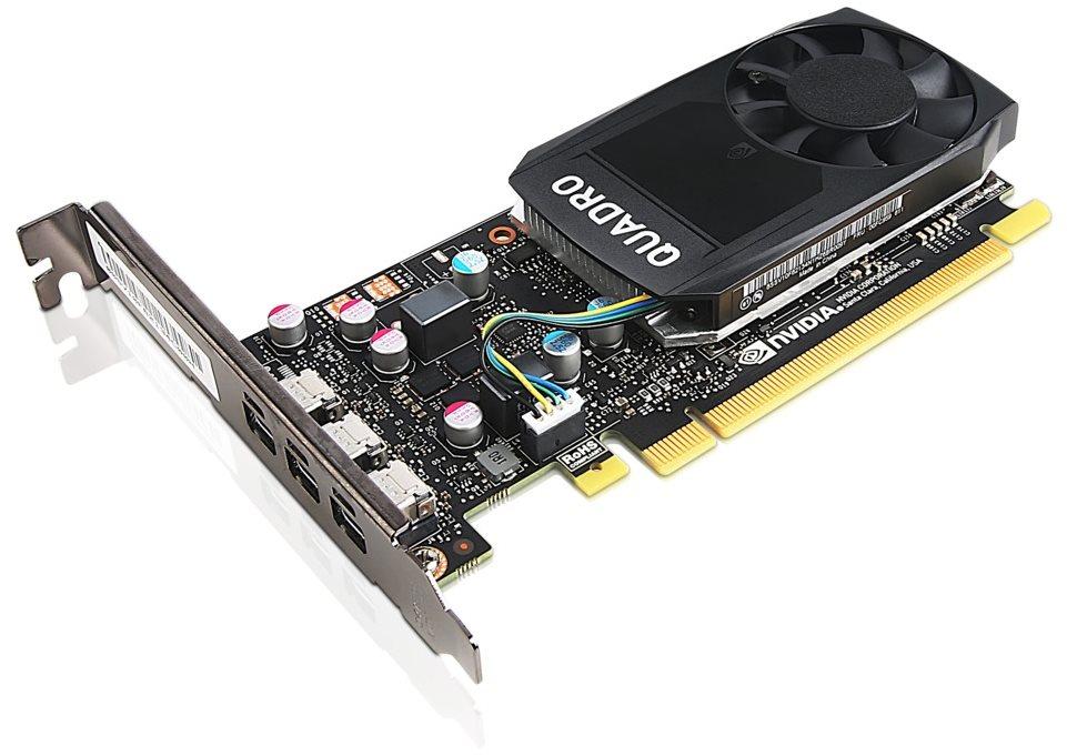 Fujitsu NVIDIA Quadro P400 2G
