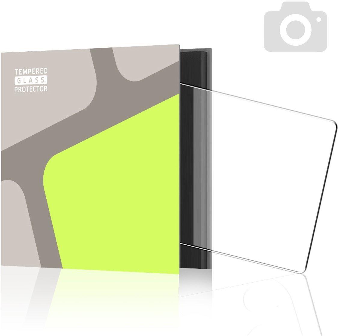 Tempered Glass Protector 0,3 mm - Sony Alpha 6000 / A6000 / 6400 / 6500 készülékekhez