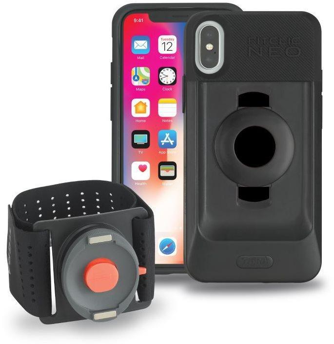 TigraSport FitClic Neo Runner Kit iPhone X/XS