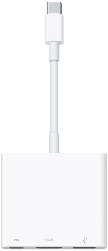 Apple USB-C digitális AV multiport adapter HDMI-vel