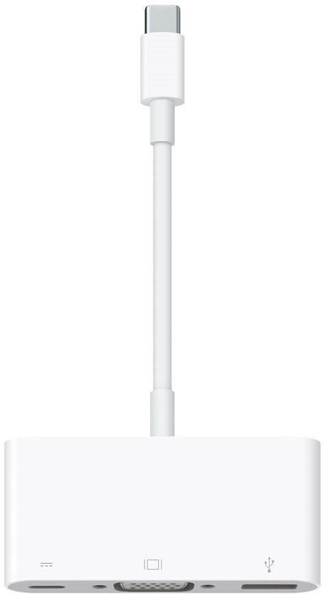 Apple USB-C Digitális AV Többportos Adapter VGA