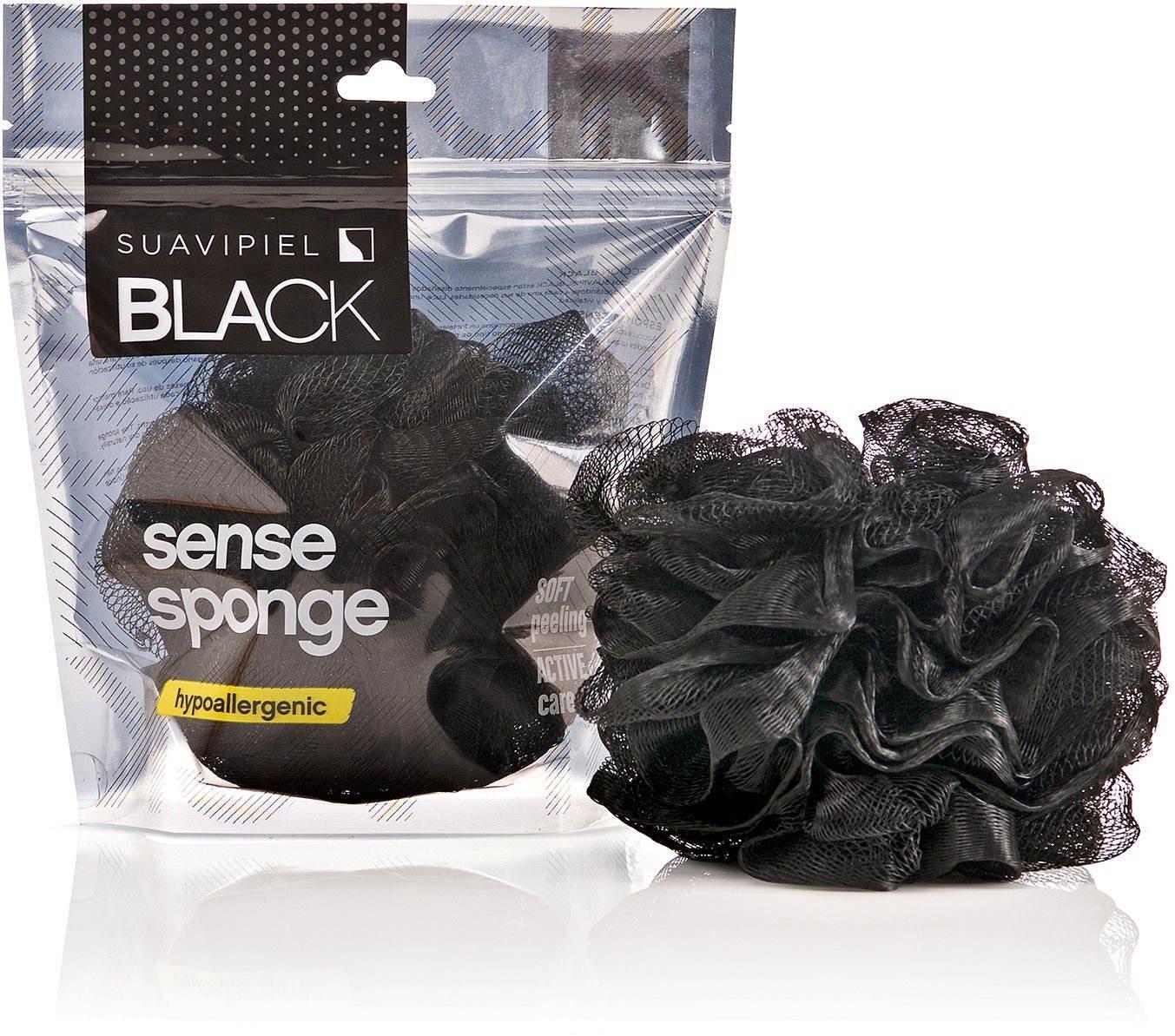 SUAVIPIEL Black Sense Sponge