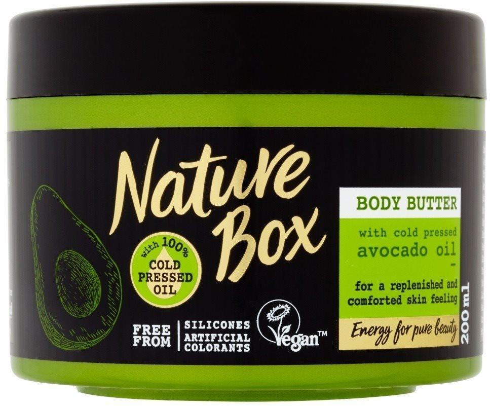 NATURE BOX Body Butter Avocado Oil 200 ml