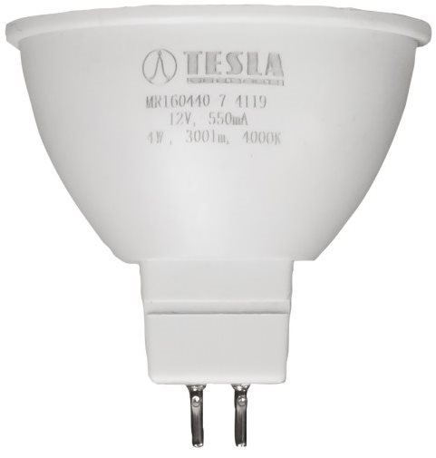 Tesla LED izzó, GU5, 4W