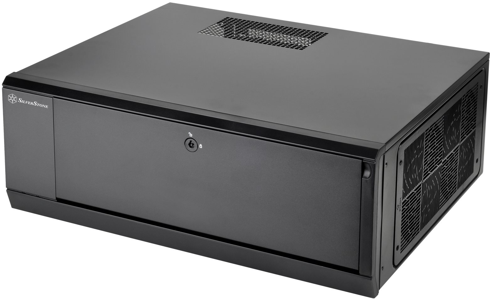 SilverStone Grandia GD10 USB 3.0