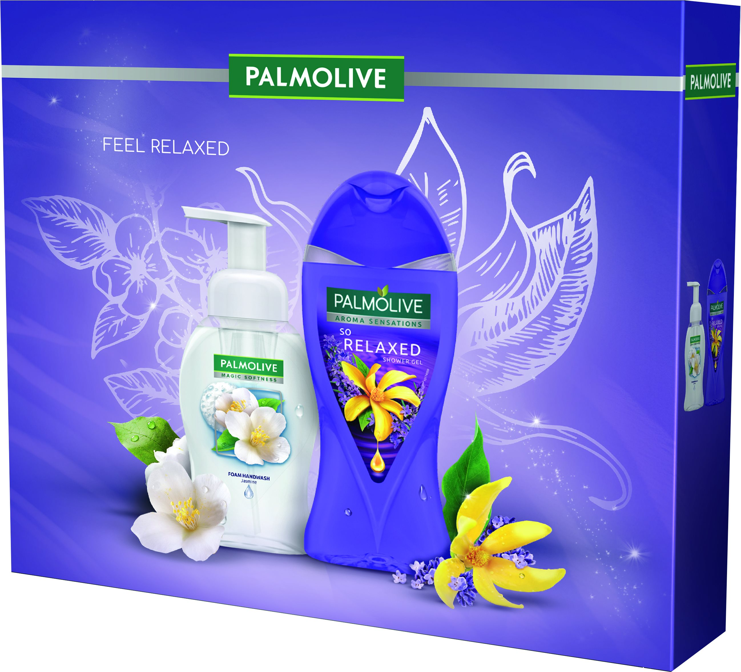 PALMOLIVE Feel Relaxed Set