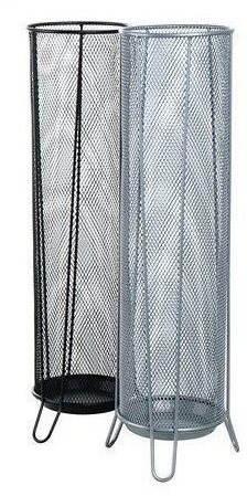 VICTORIA fémhálós esernyőtartó, ezüst