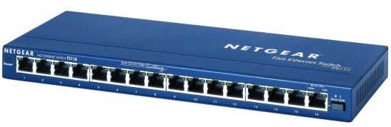 Netgear FS116 ProSafe