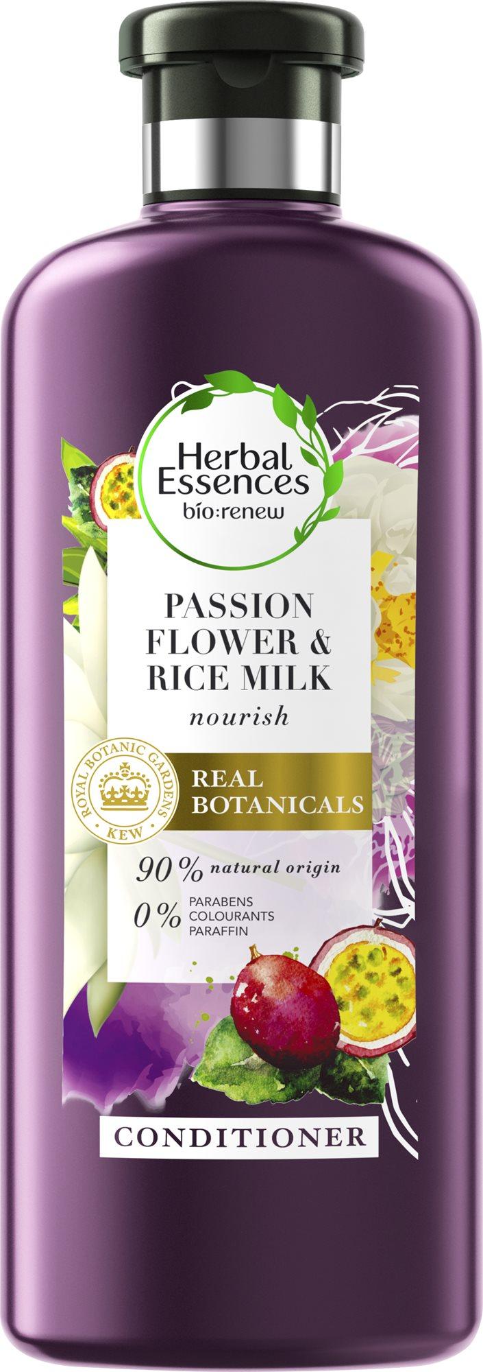 Herbal Essence Passion Flo Rice Milk 360 ml