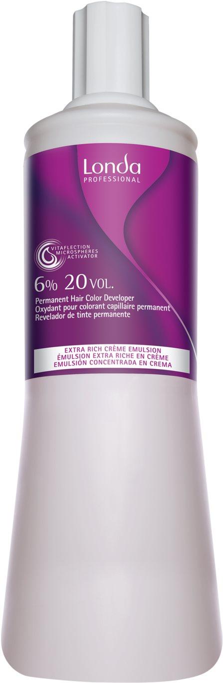 LONDA PROFESSIONALS Cream Permanent Developer 6% (1000 ml)